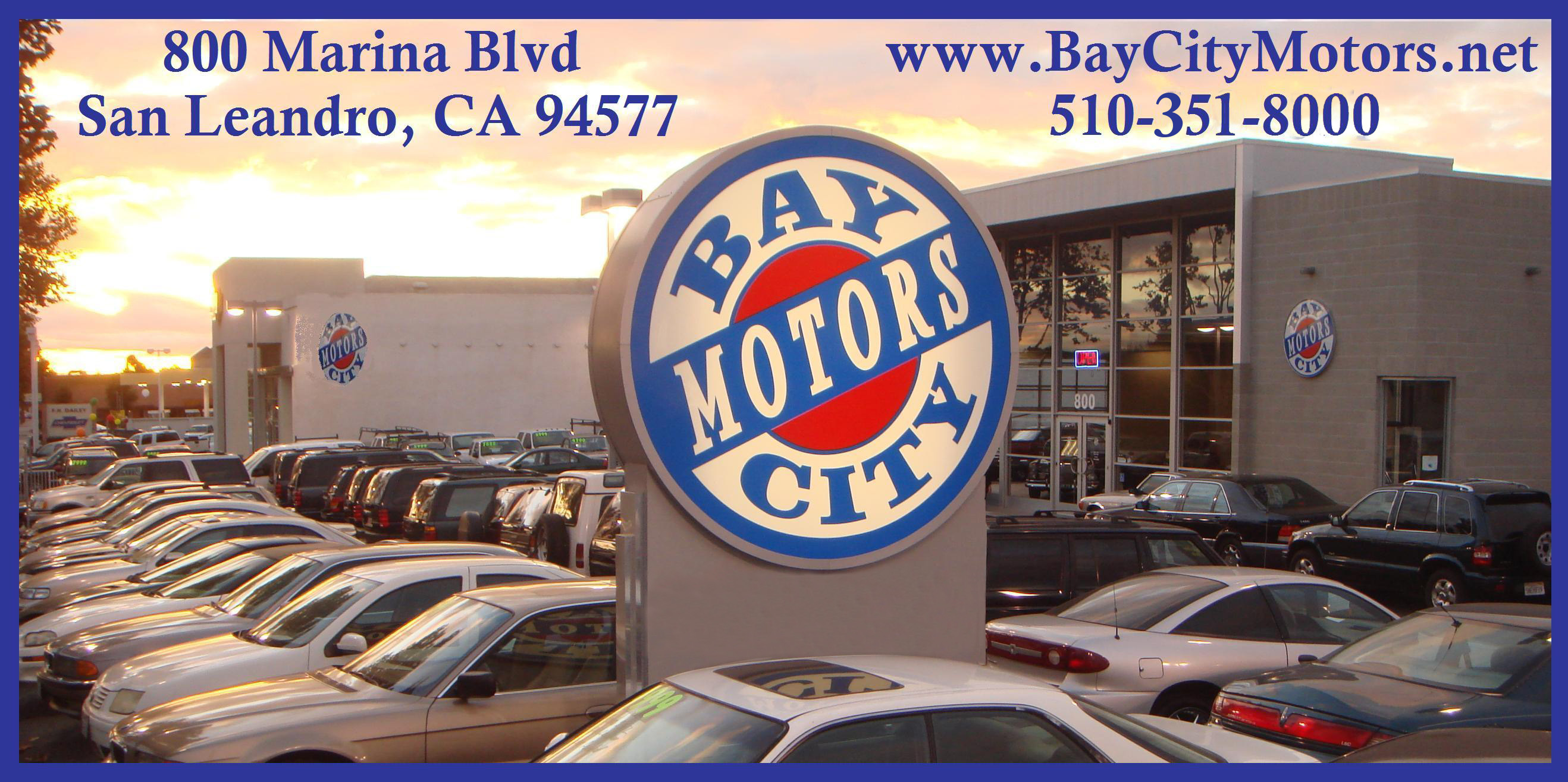Bay city motors 2019 2020 new car release date for Bay city motors san leandro ca